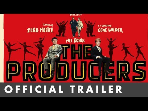 The Producers Movie Trailer