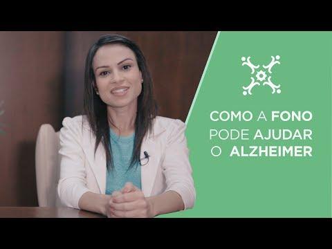 Como a Fonoaudiologia Pode Ajudar no Alzheimer