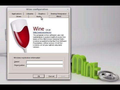 How To Install Wine 1 8 2 Stable In Ubuntu 16 04 Linux Mint 18