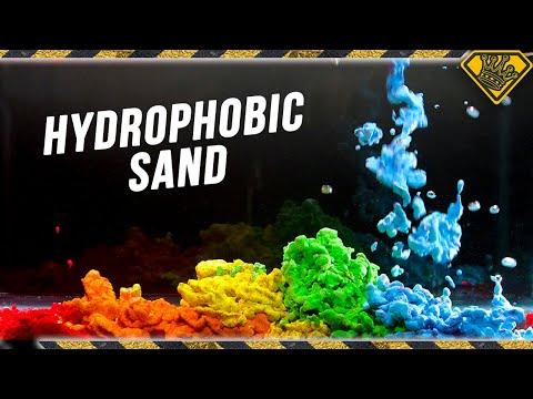 Making Colored MAGIC SAND