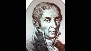 Luigi Galvani and experimenting on frogs