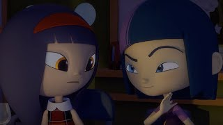 Макс Грин и инопланетяне –Свидание Пикселя и Терезы -  серия 44- Мультфильм для детей – НЛО