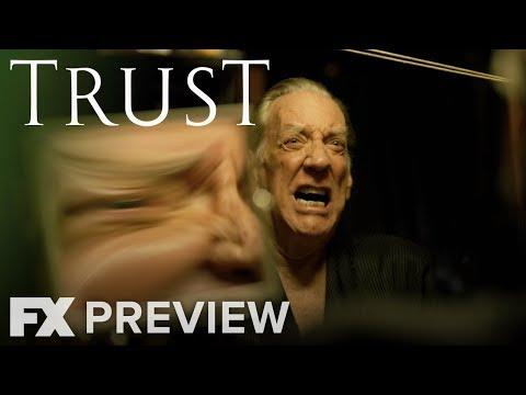 Trust Season 1 Teaser 'Mirror'