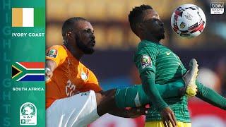 HIGHLIGHTS: Ivory Coast vs. South Africa