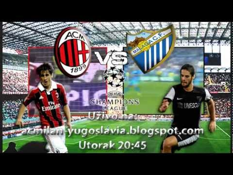 "AC.Milan Yugoslavia:""Najava meča AC.Milan vs Malaga.FC"""