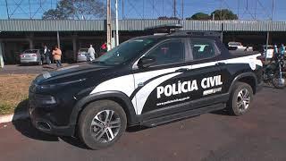 Polícia começa mutirão afim de supervisionar o trânsito.
