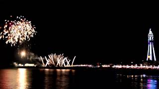 preview picture of video 'World Firework Championships Blackpool 2013 Finale'