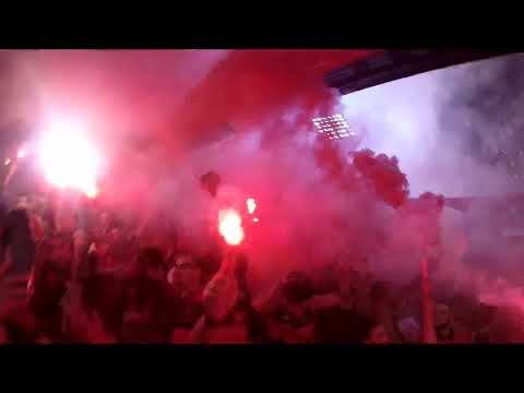"""La 12 Alajuelense (Clásico Nacional)"" Barra: La 12 • Club: Alajuelense"