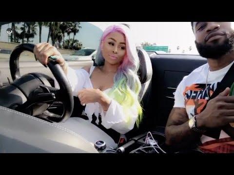 Blac Chyna Driving Rob Kardashian's Car With Her New Boyfriend | FULL VIDEO