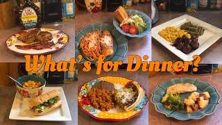 What's for Dinner?| Family Meal Ideas| September 24-30, 2018