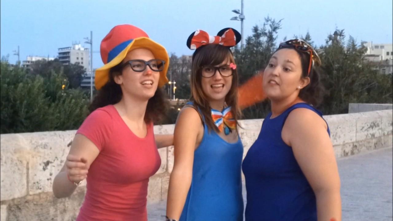 Animaciones aeiou: baile oficial para fiestas infantiles