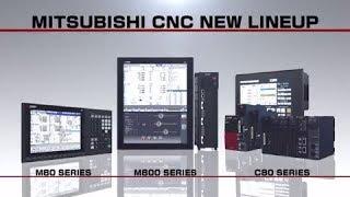 CNC product lines MITSUBISHI ELECTRIC