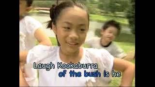 kookaburra song barney - TH-Clip