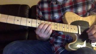 Alan Jackson - Don't Rock The Jukebox - Solo Lesson