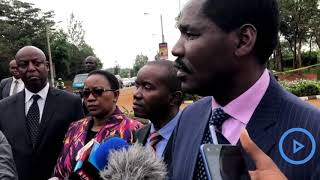 CS Munya speaks on DP assassination claims