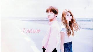 BTS Taehyung & TWICE TzuyuㅣPerfect FMVㅣTaetzu