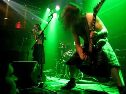Battlesoul - Wolf (Live at Foufounes)