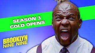 Cold Opens (Season 3) | Brooklyn Nine Nine