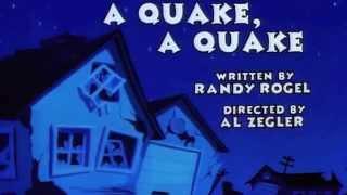 Animaniacs - A Quake, A Quake! Fandub