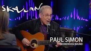 <b>Paul Simon</b>  Homeward Bound  Live On Skavlan