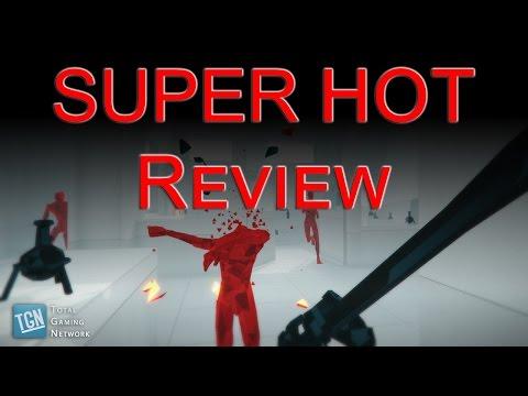 Superhot Review - TGN video thumbnail