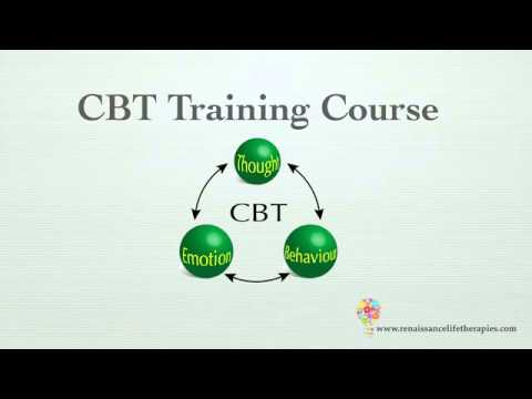 Cognitive Behavioural Therapy (CBT) Training Courses : Cognitive ...