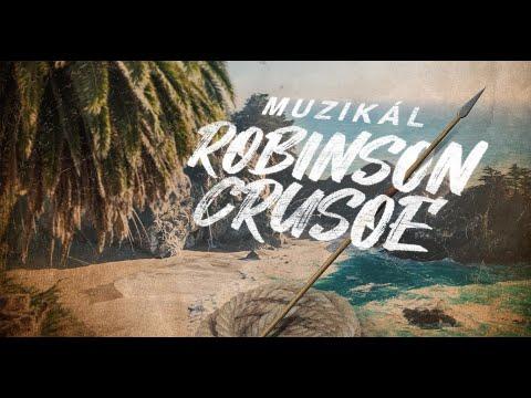 Daniel Hůlka - Šťastný návrat (Robinson Crusoe)