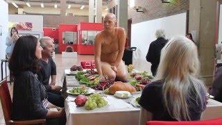 Last Supper Performance Art