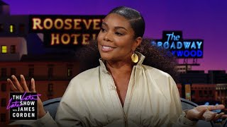 Gabrielle Union Finds James a College Football Team - Video Youtube