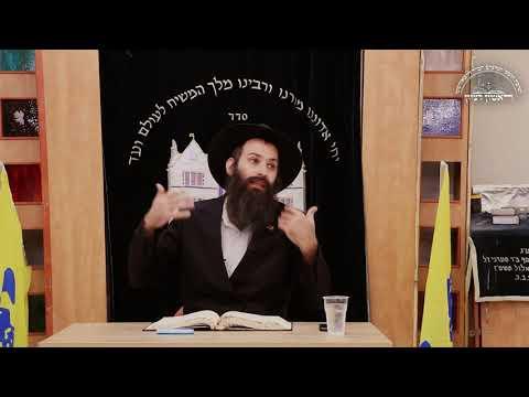 דבר מלכות יתרו עם הרב בנצי פרישמן