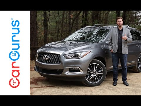 2017 INFINITI QX60 | CarGurus Test Drive Review