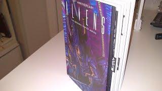 Серия Чужие №8 Смотрим комикс Alien 30 Anniversary