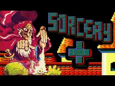 Sorcery Plus - Sorcery+ (1985 AMSTRAD CPC - WINAPE)