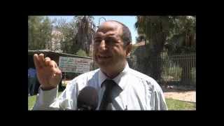 preview picture of video 'Festa del vino a Moschea Beersheba (Italiano)'