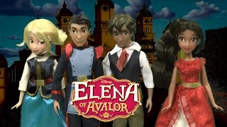 Elena Of Avalor Mini Doll Set From The Disney Store