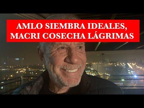 2/9/19 ANÁLISIS SOBRE EL RETO DE AMLO Y LA DEBACLE DE MACRI
