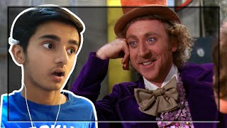 IT WAS RIGGED :Film Theory: Willy Wonka RIGGED the Golden Tickets Reaction