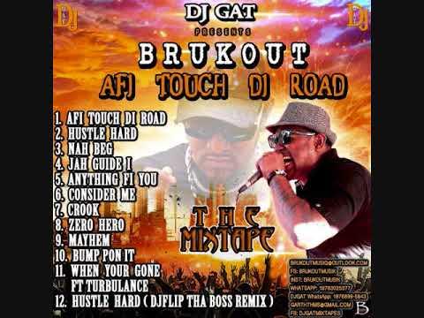 DANCEHALL MIX BRUKOUT AFFI TOUCH DI ROAD [DJ GAT] SEPTEMBER 2018
