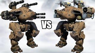 Griffin (Punishers) vs Griffin (Tarans, Magnums) - AnakinTEST #7 | War Robots