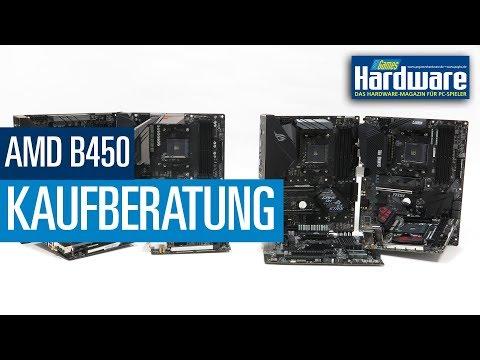 Günstige Mainboards für AMD Ryzen | B450-Kaufberatung