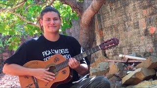 Meu Primeiro Amor   Lucas Santtana. Feat. Duda Beat (Cover)