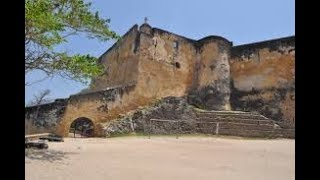 National Museums of Kenya in land row with Fort Jesus