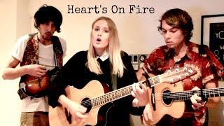 Heart's On Fire   Passenger (Cover By Lilly Ahlberg & Winterbourne)
