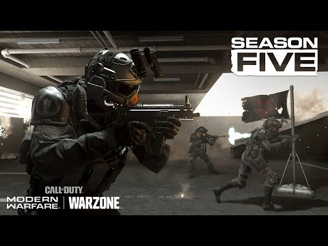 Call of Duty  Modern Warfare & Warzone - Shadow Company Trailer