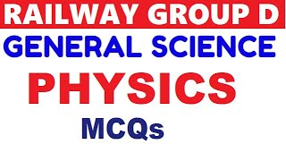 Physics for rrb je cbt 02  | General Science for rrb je cbt 2