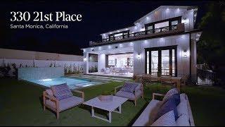Radiant Cape Cod Modern | 330 21st Pl, Santa Monica