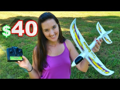 Dromida Twin Explorer Durable Beginner RC Plane Review and Flight – TheRcSaylors