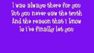 Breaking Point - Goodbye to You Lyrics