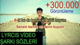 Çağatay Akman - Sensin Benim En Derin Kuyum (Lyrics Video)