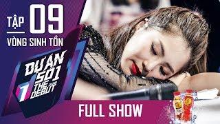 THE DEBUT | #9 FULL | CỰC SỐC!!! Oraz Hương Tràm chính thức bị loại khỏi The Debut 2018